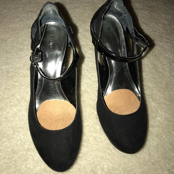 Style & Co Shoes - Black Heels size 5. Style & Co. From Macy's
